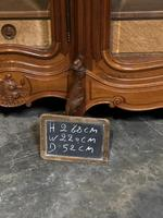 Wonderful French Walnut Bookcase or Cabinet (12 of 25)
