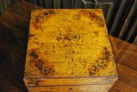 Antique French Tea Caddy Box (6 of 7)