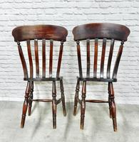 Pair of Windsor Lathback Side Chairs (4 of 5)