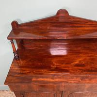 Quality Victorian Antique Mahogany Chiffonier / Sideboard (7 of 10)
