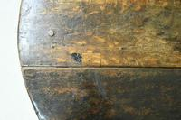Early 18th Century Oak Drop Leaf Table (8 of 11)