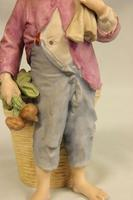 Bisque Figurine of Young Boy (4 of 14)