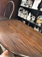 Ercol Drop Leaf Gateleg Coffee Table (4 of 10)