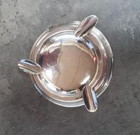Sterling Silver Ashtray (2 of 4)