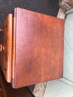 Pair of Antique Oak Bedside Cabinets (4 of 8)
