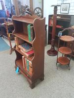 Antique Style Waterfall Bookcase (4 of 4)