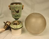 Antique Victorian Vase Lamp (7 of 10)