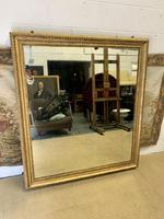 Very Large 19th Century Gilt Wall Mirror (5 of 5)