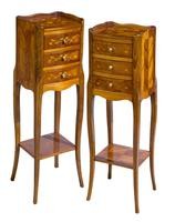 Suite of French Walnut & Floral Marquetry (11 of 20)