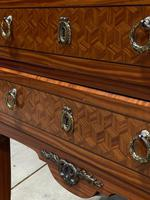 French Parquetry Commode Chest of Drawers (9 of 27)