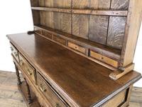 Early 20th Century Antique Oak Pot Board Welsh Dresser (14 of 18)