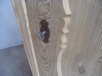 Large Georgian 1 Door Antique Pine Kitchen/Storage Cupboard to wax / paint (5 of 9)