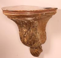 18th Century Wall Console in Wood (3 of 9)