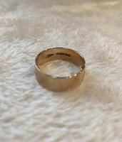 9ct. Gold Star Set Single Diamond Ring. 1957 (3 of 5)