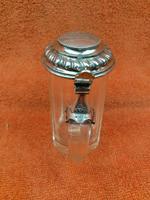 Antique Hallmarked German 800 Silver & Glass Tankard C1890 Wilhelm Binder (2 of 12)