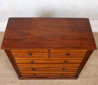 Walnut Chest of Drawers 19th Century (2 of 12)