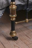 Handsome Classic Victorian Super King Size Bed by Maple & Co (6 of 9)