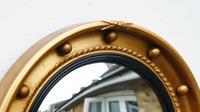 Art Deco Regency Style, Convex, Porthole  Mirror (8 of 13)