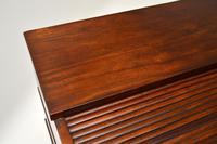 Antique Period George III Mahogany Tambour Top Desk (14 of 15)