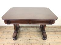 Antique Mahogany Occasional Table (2 of 16)