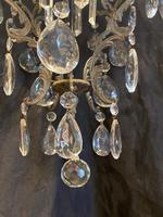 One Light Italian Open Lantern Chandelier (8 of 8)