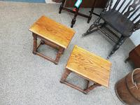 Pair of Country Stools (2 of 5)
