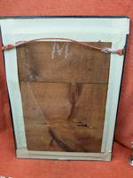 """Large Antique Needlework Sampler 1835 Mary Ann Fulcher 13yrs in Frame 14"""" x 19"""" (11 of 12)"""