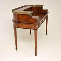 Antique Mahogany Carlton House Desk (12 of 14)