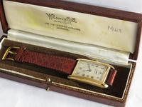 Gents 9ct Gold Rotary Wrist Watch, 1930 (5 of 6)