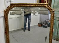 Large Shabby Gilt Overmantel (5 of 9)