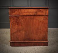 Exceptional Victorian Figured Walnut Desk (7 of 18)