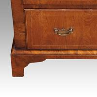 George III Walnut Norfolk chest (7 of 13)