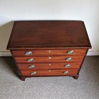 Mahogany Chest of Drawers - Georgian c.1820 (6 of 7)