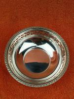 Vintage Sterling Silver Hallmarked Trinket Bon Bon Dish 1961 Walker & Hall Sheffield (8 of 8)