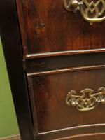 Antique Reproduction Serpentine Chest of Drawers, Chest on Chest by Hekman USA (16 of 17)