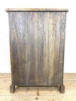 Early 20th Century Antique Oak Wine Rack (9 of 9)