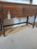 Small Oak Dresser (2 of 4)