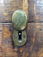 19th Century Oak Box Belonging to Henry Hanmer MP (10 of 16)