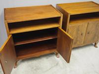 Pair of Mahogany Cabinets or Bedsides by Whytock & Reid (7 of 9)