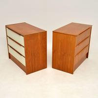Pair of Danish Teak Vintage Chests of Drawers (5 of 11)