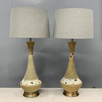 Pair of Vintage Moroccan Style Lamps (8 of 8)