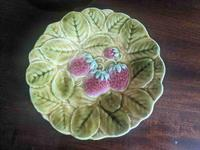 Set of Four French Fruit Plates (2 of 4)