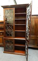 Large Mahogany Cabinet (4 of 6)