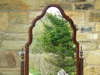Antique Cheval Dressing Mirror (4 of 6)