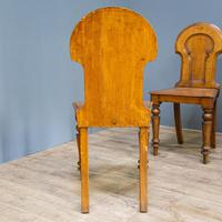 Pair of Victorian Hall Chairs (2 of 9)