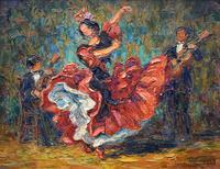 Victor Louis Cuguen Post Impressionist (2 of 8)