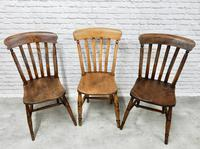 Mixed Set of 6 Windsor Kitchen Chairs (2 of 7)