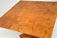 Antique Swedish Biedermeier Birch & Ebony Coffee Table (9 of 9)