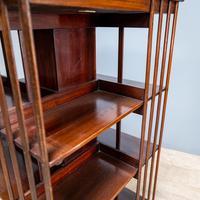 19th Century Revolving Bookcase (3 of 7)