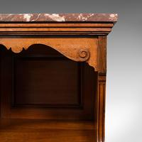 Antique Nightstand, English, Walnut, Bedside Cabinet, Gillow & Co, Victorian (9 of 12)